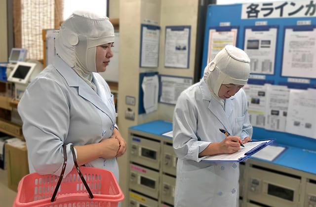 品質管理部 衛生検査室 A.Kさん